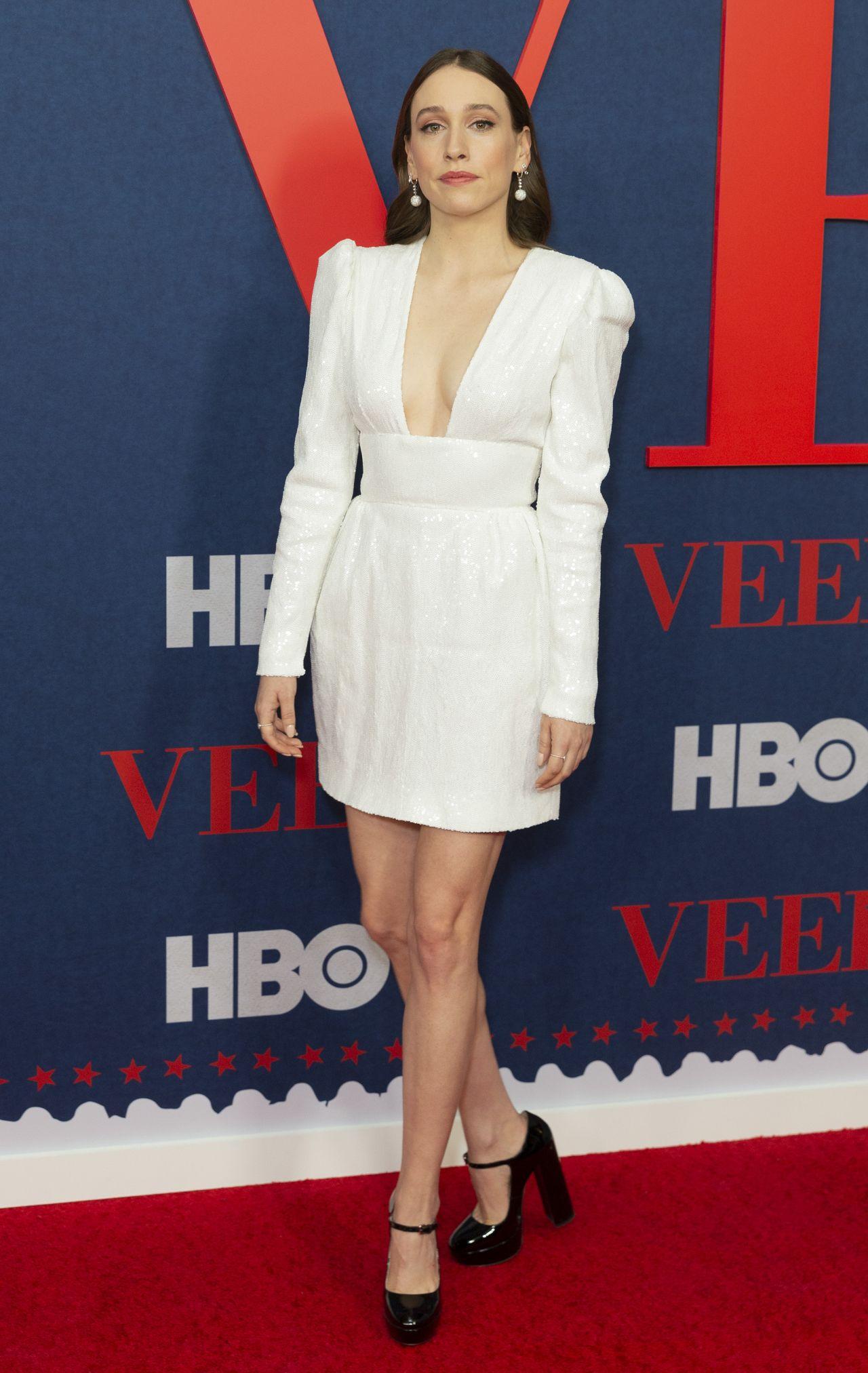 Sarah Sutherland Veep Season 7 Premiere In Nyc