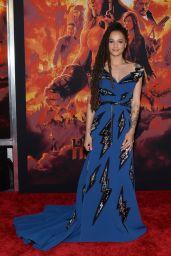 "Sasha Lane – ""Hellboy"" Screening in New York City"