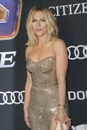 "Scarlett Johansson – ""Avengers: Endgame"" Premiere in LA"
