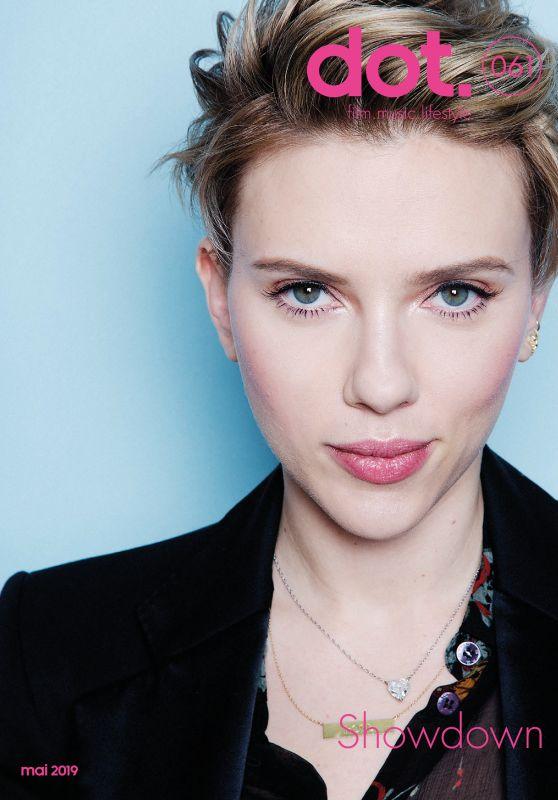 Scarlett Johansson - Dot. Magazine May 2019 Issue