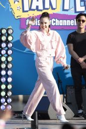 Sofia Carson and Dove Cameron – Disney Channel FanFest in Anaheim 04/27/2019