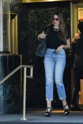 Sofia Vergara - Shopping at Saks Fifth Avenue in Beverly Hills 04/19/2019