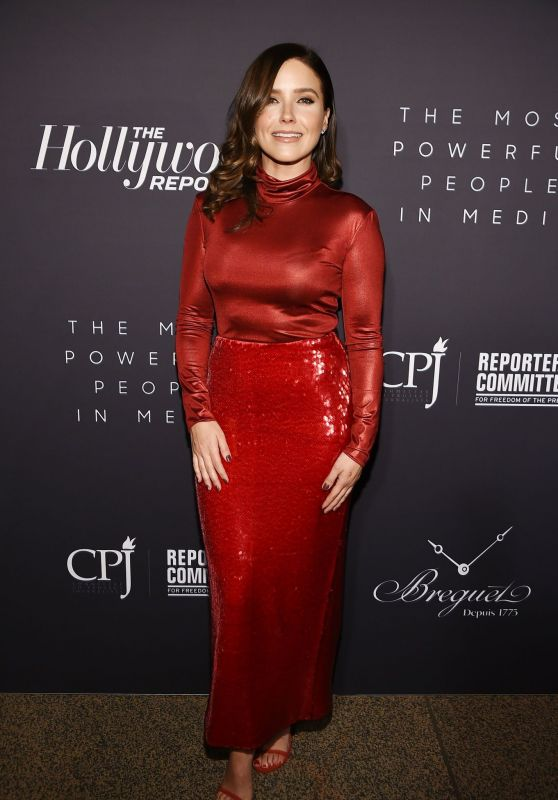 Sophia Bush - 2019 Most Powerful People in Media