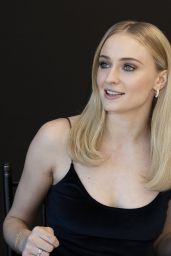 "Sophie Turner - ""Game of Thrones"" Season 8 Press Conference in NY 04/04/2019"