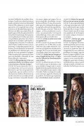 Sophie Turner - Glamour Magazine Spain April 2019 Issue
