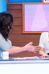 Stacey Solomon – Loose Women TV Show 04/03/2019