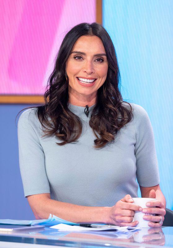 Stacey Solomon - Loose Women TV Show, London 04/03/2019
