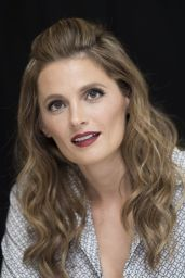 """Stana Katic - """"Absentia"""" Press Conference in Los Angeles"""