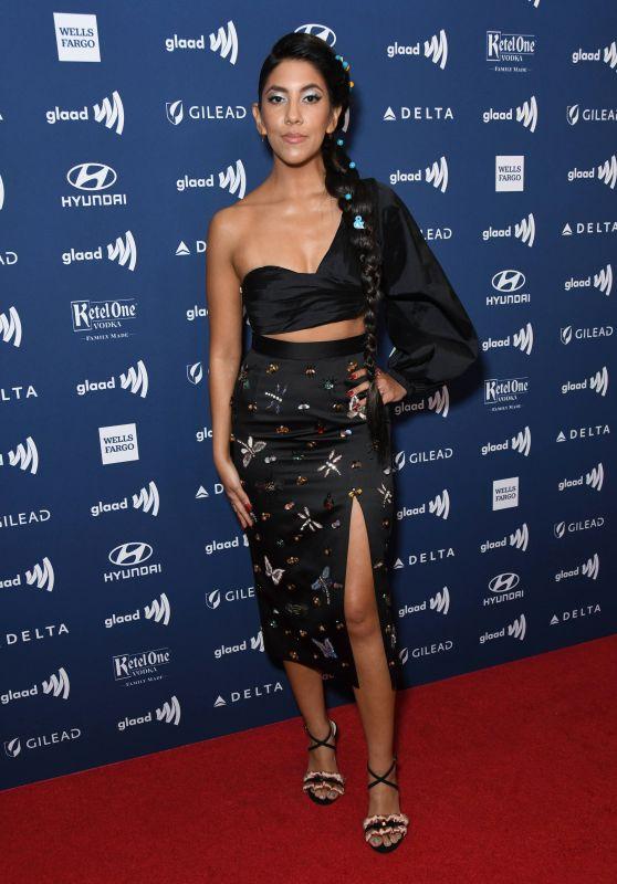 Stephanie Beatriz – 2019 GLAAD Media Awards in Beverly Hills