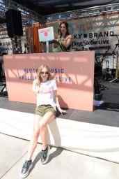 Sydney Sweeney – Lucky Brand & Rolling Stone Live Present Desert Jam in Palm Springs 04/13/2019
