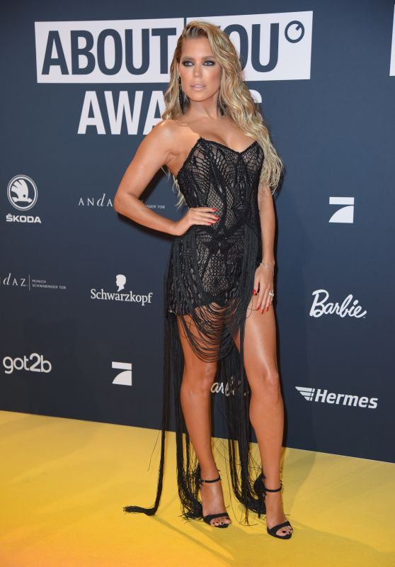 Sylvie Meis - About You Awards 2019 in Munich