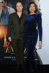 """Taraji P. Henson – """"The Best Of Enemies"""" Premiere in NYC"""