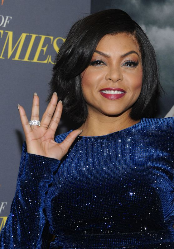 "Taraji P. Henson – ""The Best Of Enemies"" Premiere in NYC"