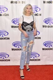 "Taylor Hickson - ""Deadly Class"" Photocall at WonderCon 2019"