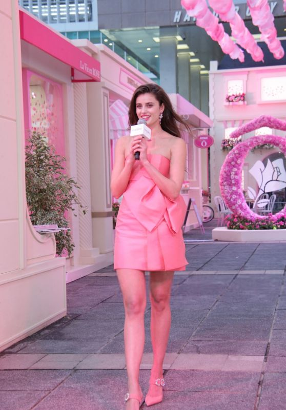 Taylor Hill - Lancome Promo Event in Hong Kong 04/16/2019