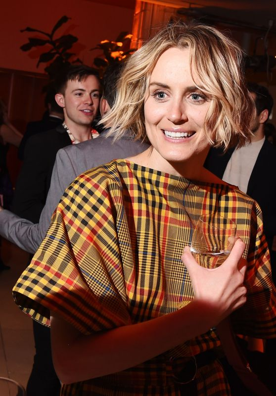 "Taylor Schilling – ""Hadestown"" Broadway Opening Night in New York"