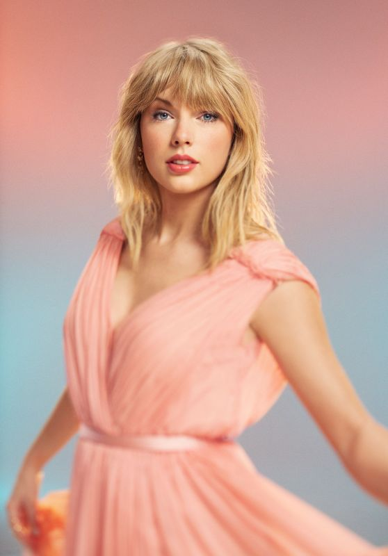 Taylor Swift - TIME100 Magazine April/May 2019
