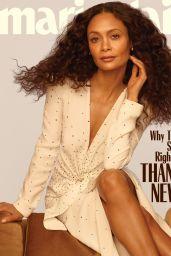 Thandie Newton - Marie Claire Magazine May 2019