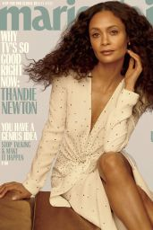 Thandie Newton - Marie Claire Magazine May 2019 Issue