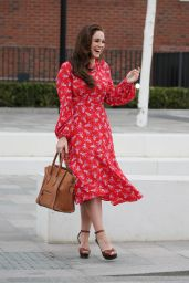 Vicky Pattison - Out in London 04/24/2019