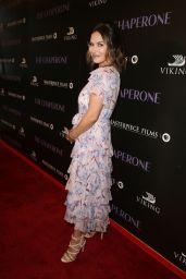 "Victoria Hill - ""The Chaperone"" Premiere in Los Angeles"