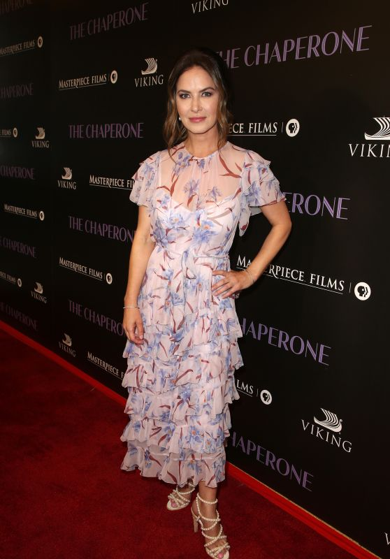 "Victoria Hill - ""The Chaperone"" Premiere in Los Angeles"