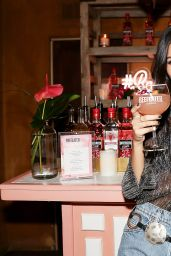 Victoria Justice - Beefeater Pink Gin Lounge Party in LA 4/11/2019