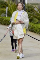 Victoria Swarovski on Holiday on Marbella 04/19/2019