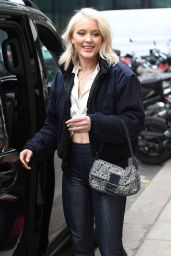 Zara Larsson is Stylish - BBC Radio 2 Studios in London 03/28/2019