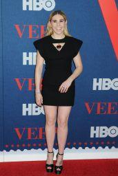 """Zosia Mamet – """"Veep"""" Season 7 Premiere in NYC"""