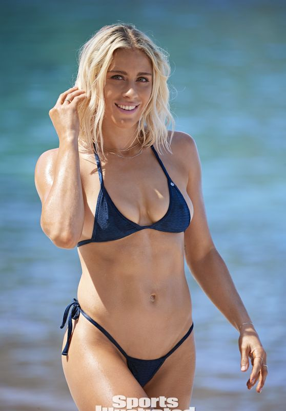 Abby Dahlkemper – SI Swimsuit 2019