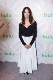 Abigail Spencer – Hulu Upfront Presentation in NY 05/01/2019