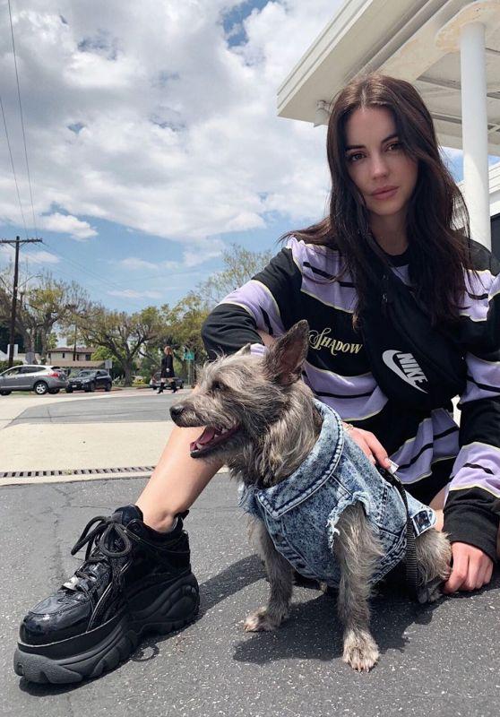Adelaide Kane -Social Media 05/31/2019