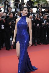 "Adriana Lima - ""Oh Mercy!"" Red Carpet at Cannes Film Festival"