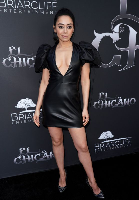 "Aimee Garcia - ""El Chicano"" Special Screening in Hollywood"