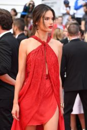 "Alessandra Ambrosio – ""Les Miserables"" Screening at Cannes Film Festival"