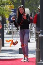Alessandra Ambrosio - Out in Hollywood 05/29/2019
