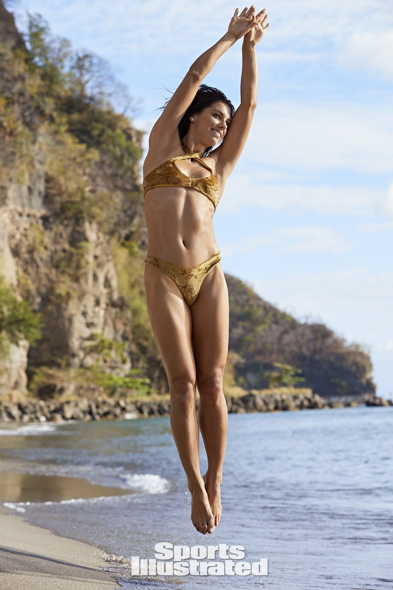 Alex Morgan Si Swimsuit 2019