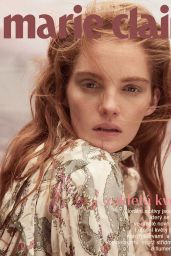 Alexina Graham - Marie Claire 2019 Cover and Photos