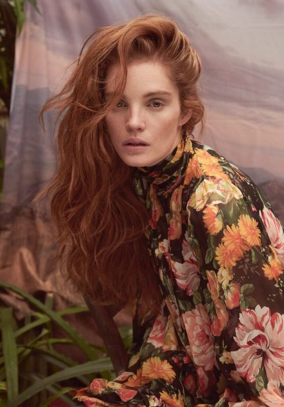 Alexina Graham – Marie Claire 2019 Photos