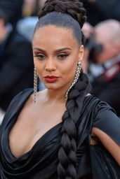"""Alicia Aylies – """"Rocketman"""" Red Carpet at Cannes Film Festival"""