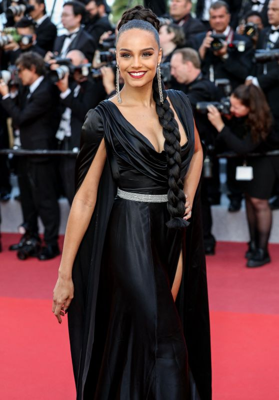 "Alicia Aylies – ""Rocketman"" Red Carpet at Cannes Film Festival"