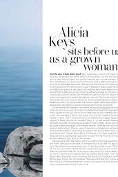 Alicia Keys - Essence Magazine June 2019 Issue