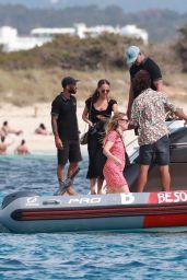 Alicia Vikander on the Holidays in Ibiza 05/23/2019