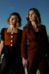 Alison Brie and Betty Gilpin - LA Times May 2019