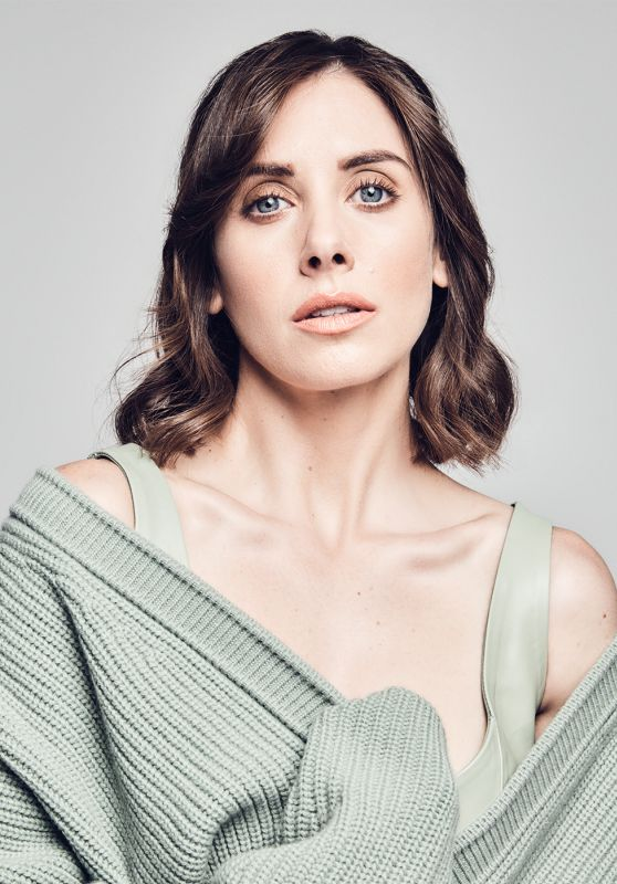 Alison Brie – Variety's Emmy Portrait Photographed (2019)
