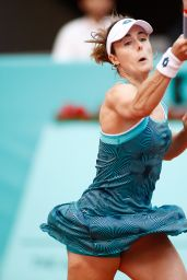 Alize Cornet - Mutua Madrid Open Tennis Tournament in Madrid 05/05/2019