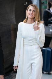 Allison Williams - Arrives for Jimmy Kimmel Live in Hollywood 05/15/2019
