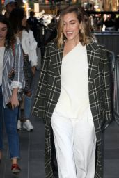 Allison Williams at the Today Show in NYC 05/21/2019