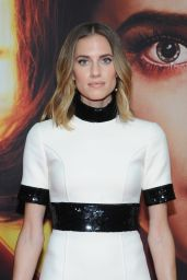 "Allison Williams - ""The Perfection"" Screening in NYC"